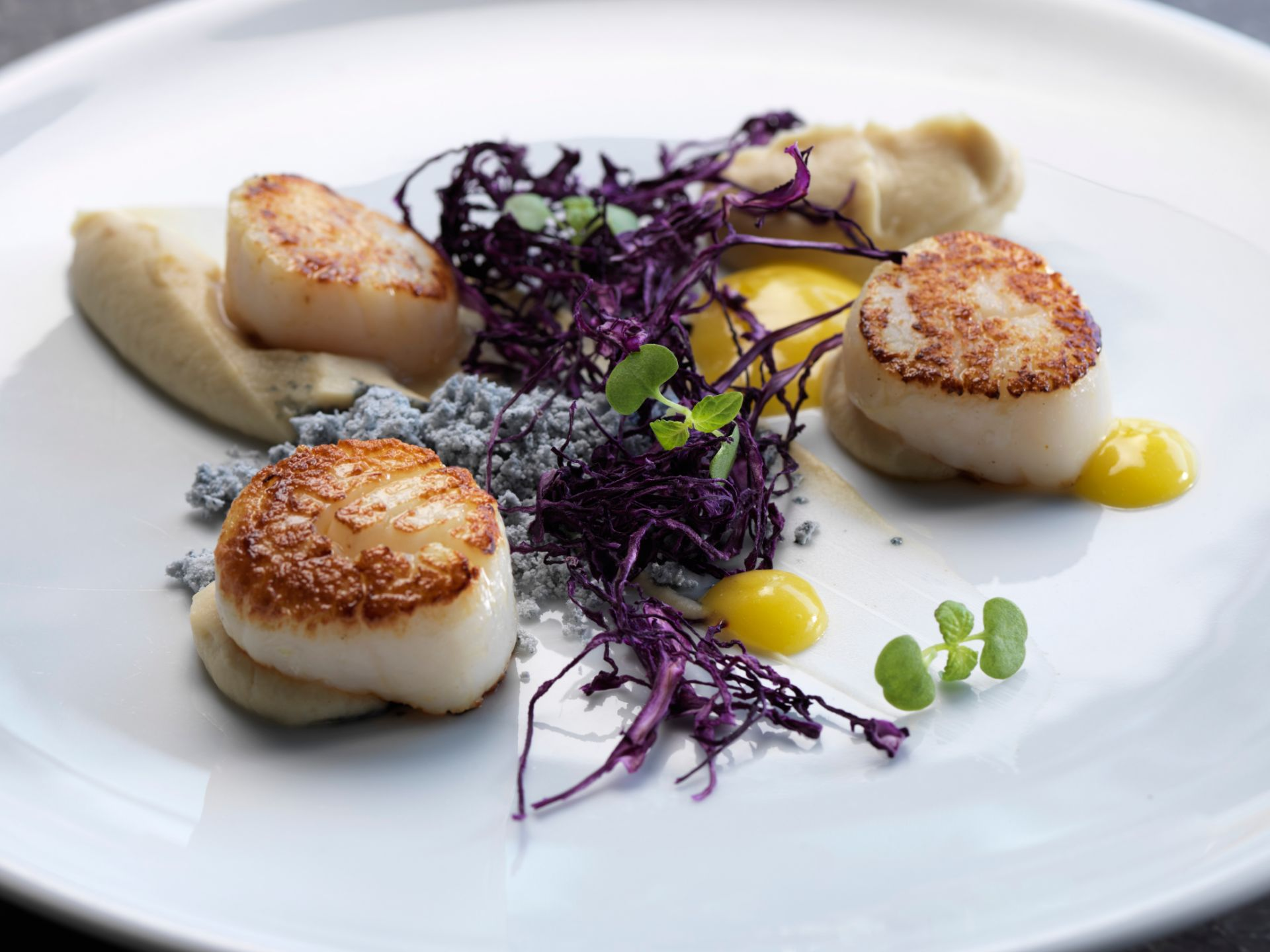 Minos Beach art hotel - Restaurant de cuisine méditerranéenne 'La Bouillabaisse'