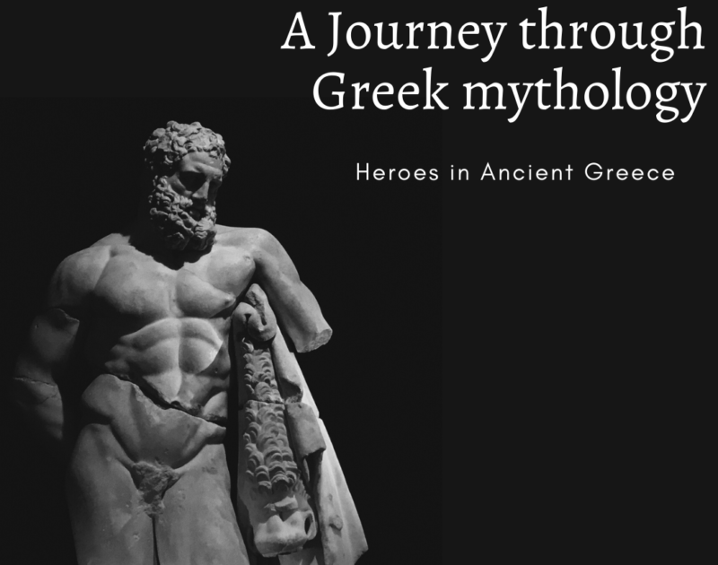 Journey Through Greek Mythology